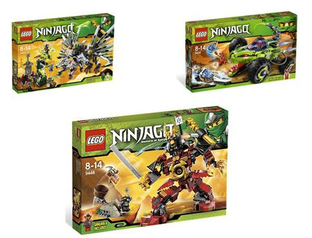 Lego Ninjago Jollyroom