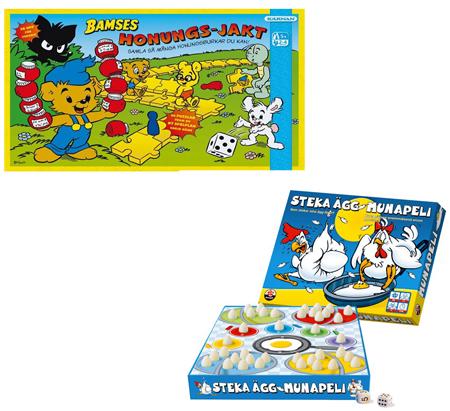 Spel från jollyroom