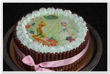 fars dag-tårta